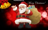 Christmas Santa Wallpaper