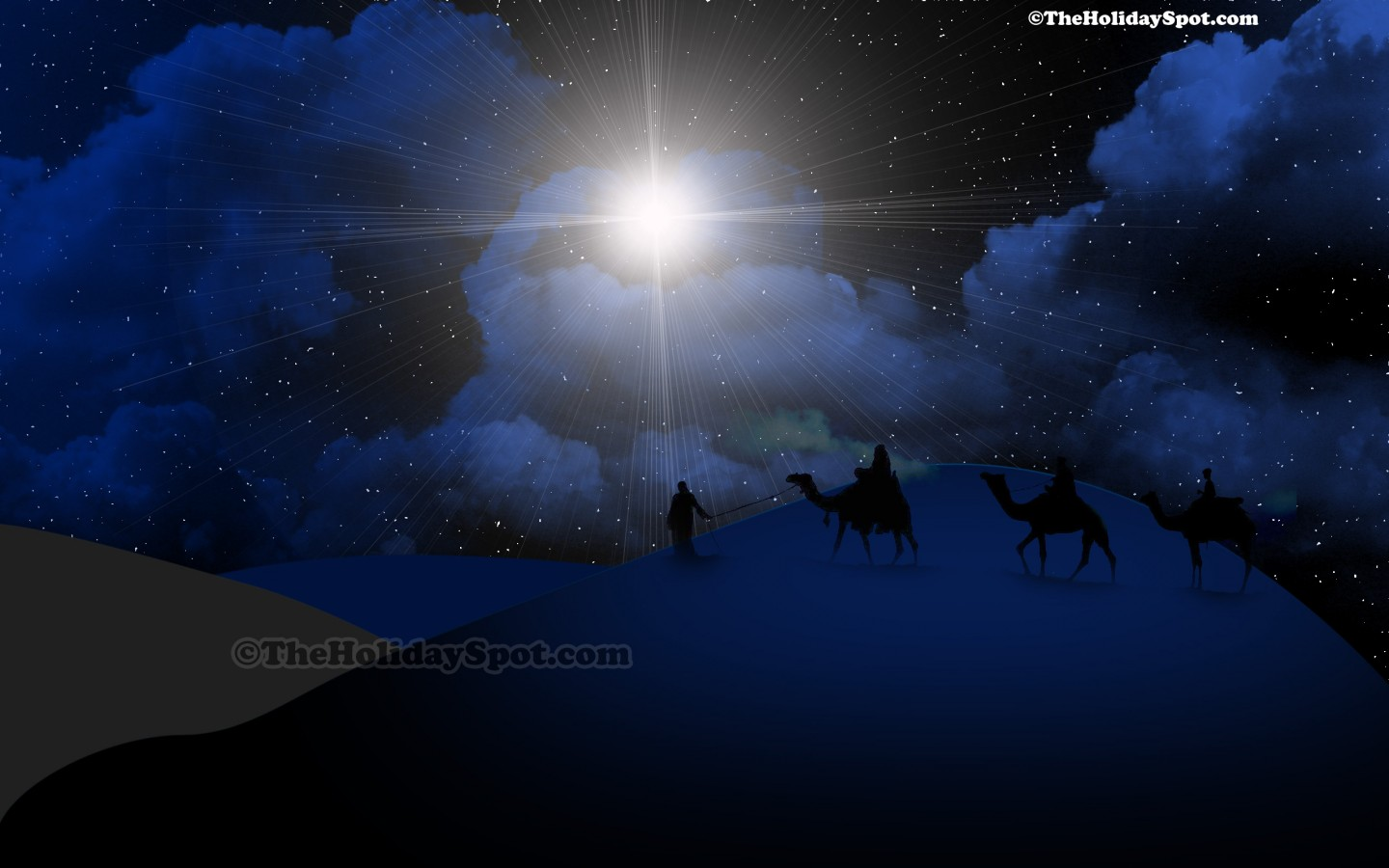 Merry Christmas Nativity Backgrounds Download