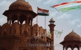 Red Fort on 15th August
