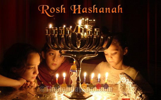 Image result for rosh hashanah celebration