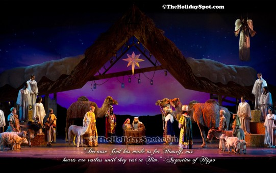 Birth Of Christ! - Wallpapers From TheHolidaySpot