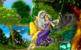 Sri Radha and Sri Krishna