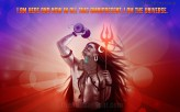 Lord Shiva The Universe