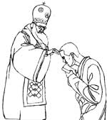 ash wednesday coloring page - collection of pics to color from