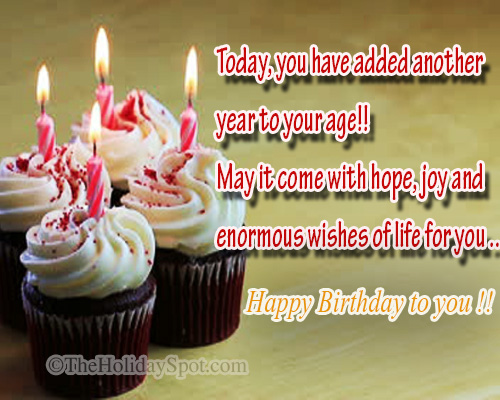 Happy Birthday Quotes Young Lady ~ Birthday quotes