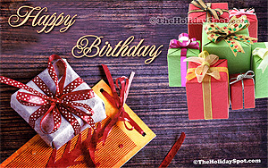A Sweet Birthday Gifts Wallpapers Free For Download New