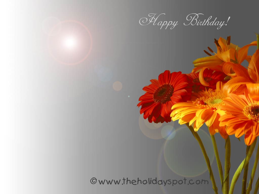 Birthday Wallpapers And Screensavers