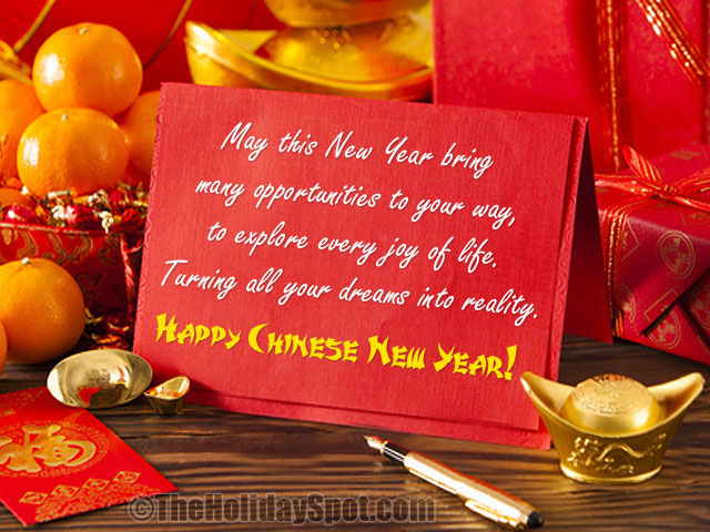 Chinese new year greeting cards may this chinese new year bring many opportunities m4hsunfo