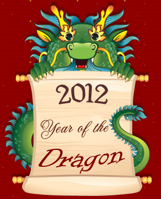 2012 - The year of the Dragon