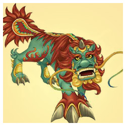 history of chinese new year the demon nian - How Long Is Chinese New Year
