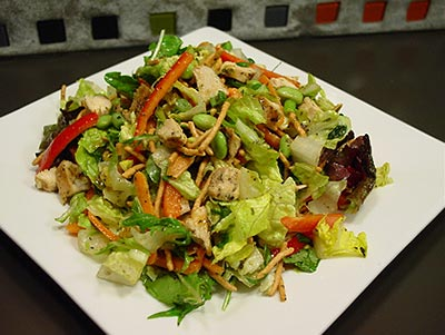 how to make chinese new year salad