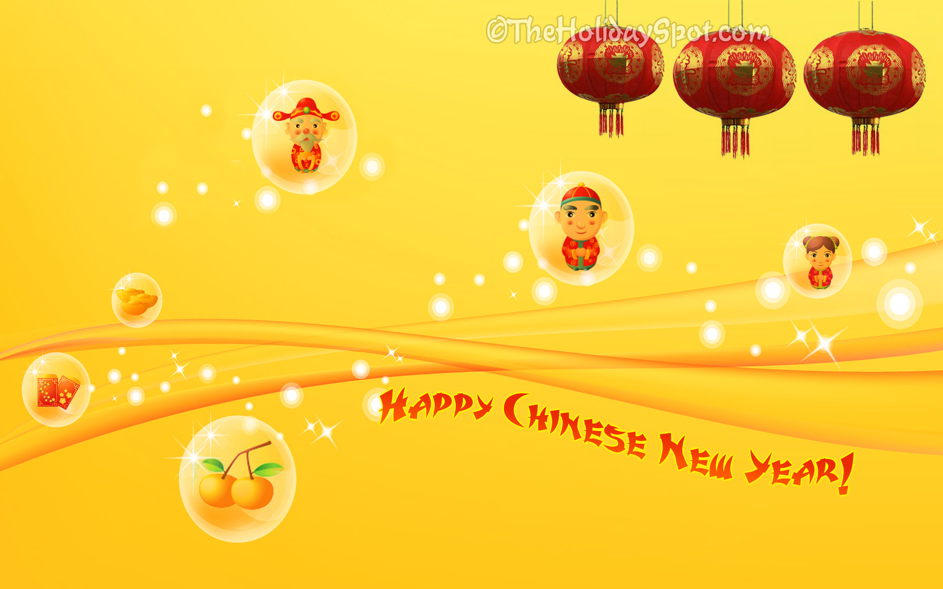 Chinese New Year Wallpaper 2016 - WallpaperSafari