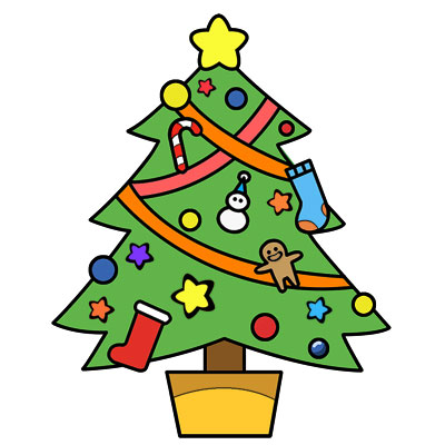 Christmas Tree Facts For Kids
