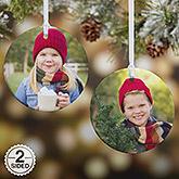 Picture Perfect Personalized Photo Ornament