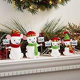 Merry Christmas Mice Keepsake Collection