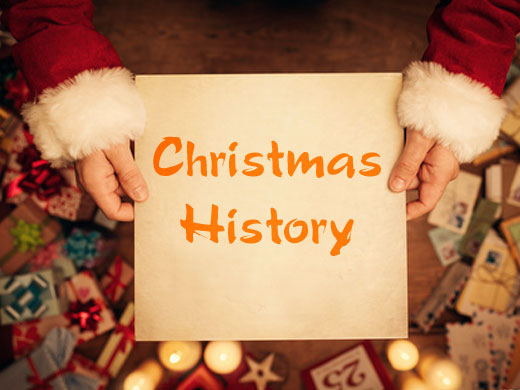 Brief History and Origin of Christmas