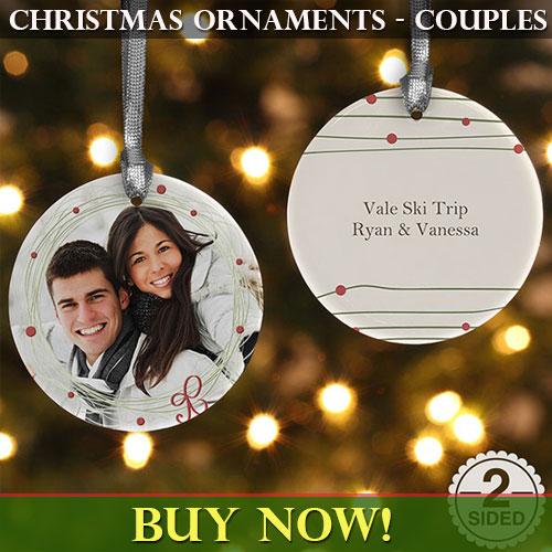 Photo Christmas Ornaments
