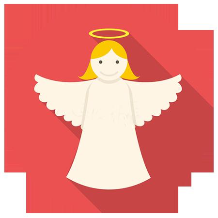 Christmas Symbol - Angels