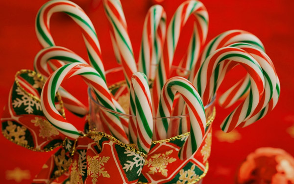 christmas symbol candy canes - Christmas Candy Canes