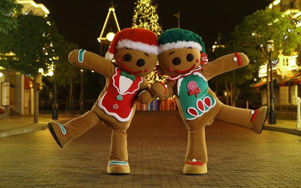 Christmas Symbol Gingerbread Man