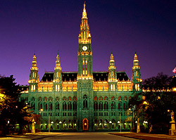 Vienna single city