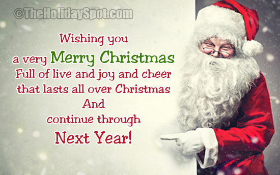 Whatsapp and facebook image greetings for christmas merry christmas card for whatsapp and facebook with full of live and joy m4hsunfo