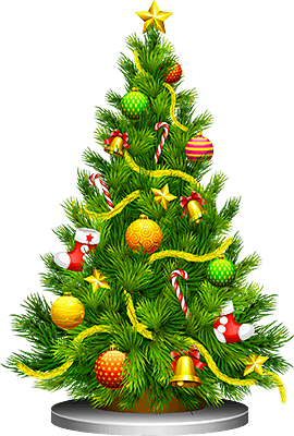christmas tree decoration - Christmas Tree And Decorations