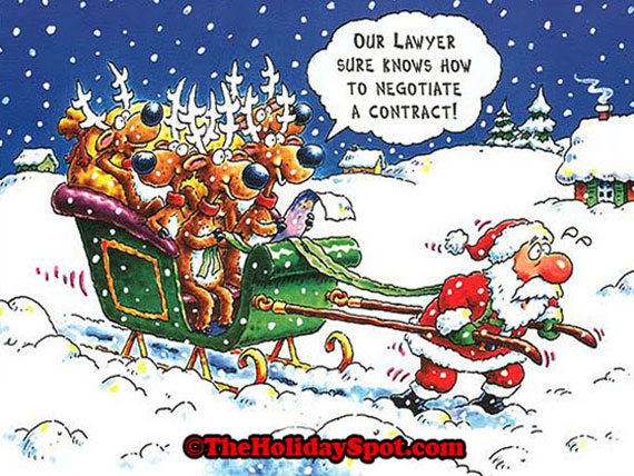 Christmas Funny Santa Jokes