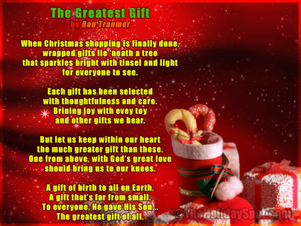 Christmas Poems Short Christmas Poem Poems About Christmas