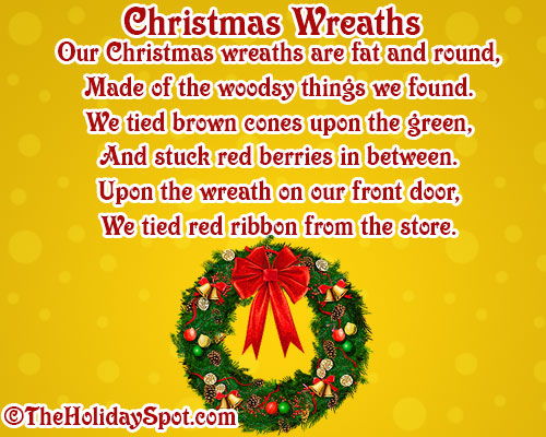 Christmas poems 3