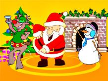 christmas rocking screensaver - Animated Christmas Screensavers