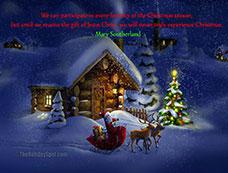 inspirational christmas quotes screensaver - Christmas Screensavers Animated