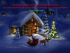 Free Christmas Screensaver with Music
