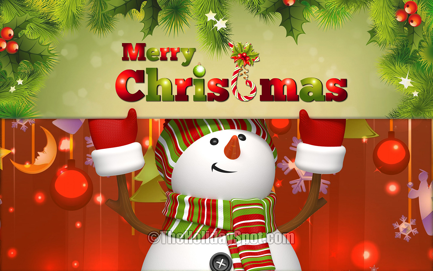 Free christmas wallpapers christmas images christmas - Anime merry christmas wallpaper ...