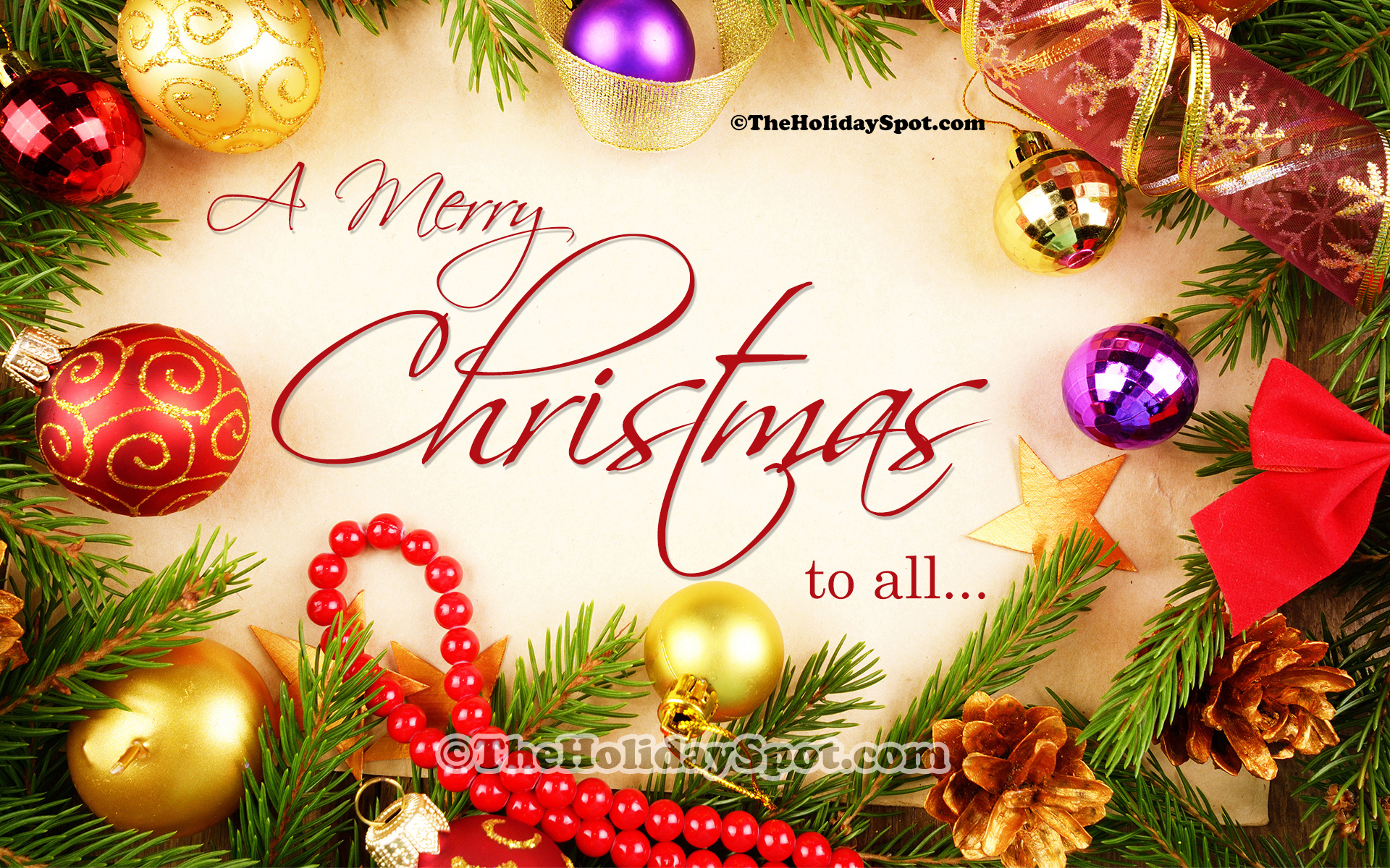 Free Christmas Wallpapers Hd Download Background Wallapers