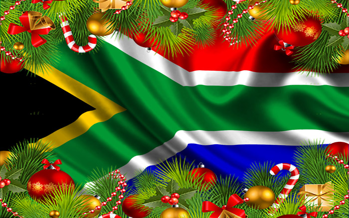 christmas celebration in africa - Christmas In South Africa