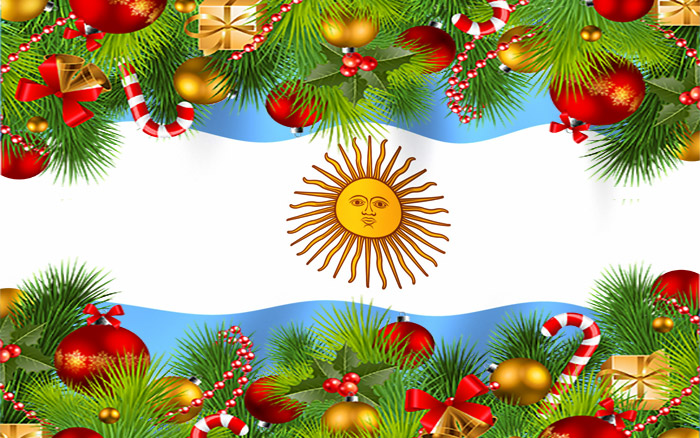 christmas celebration in argentina