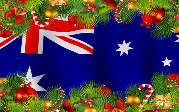 christmas celebration in australia