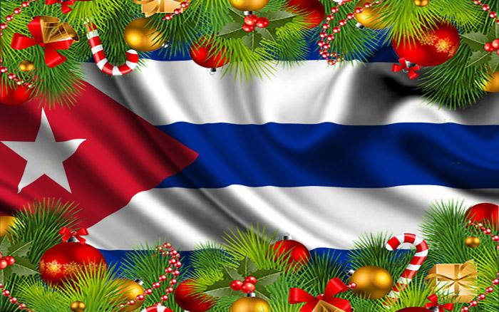 Christmas In Cuba.Christmas In Cuba