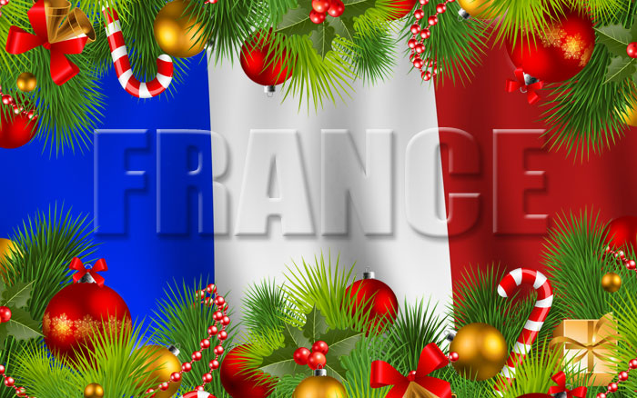 christmas celebration in france - Merry Christmas French