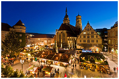 christmas market in stuttgart germany - When Is Christmas In Germany