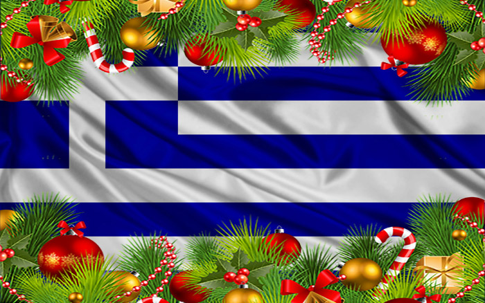 christmas celebration in greece - Greek Christmas Decorations