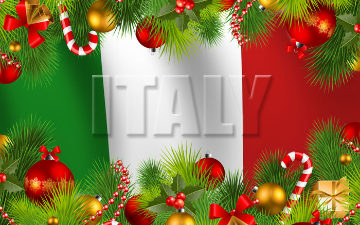 christmas celebration in italy - Italian Christmas Ornaments