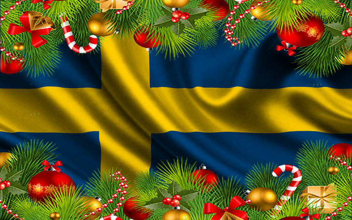 christmas celebration in sweden