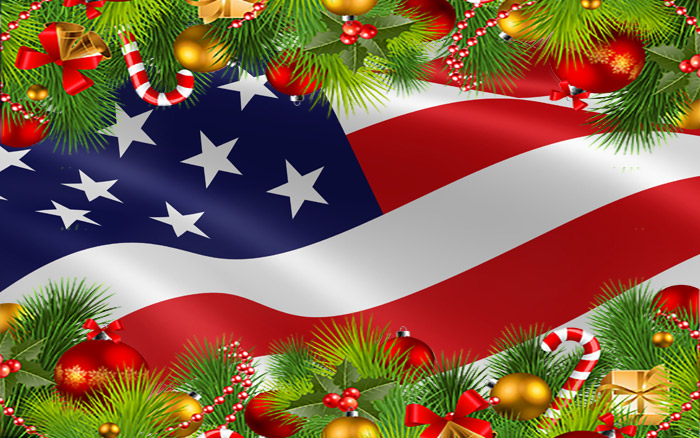 Christmas Celebration In America.Christmas In United States Christmas In Usa Christmas In