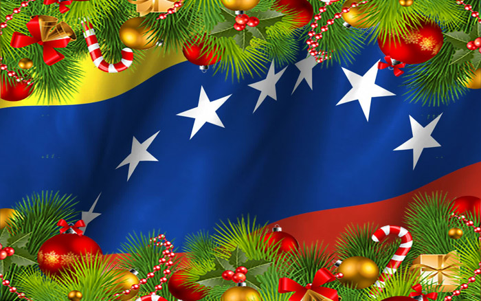 Christmas celebration in Venezuela