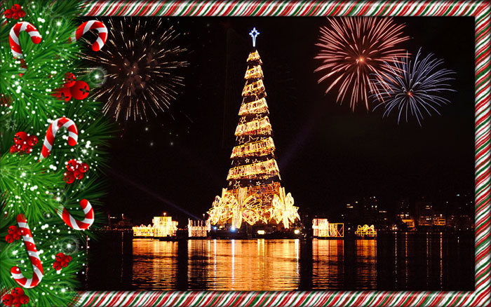 Brazil Christmas.Christmas In Brazil