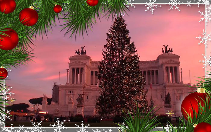 Christmas In Italy.Christmas In Italy