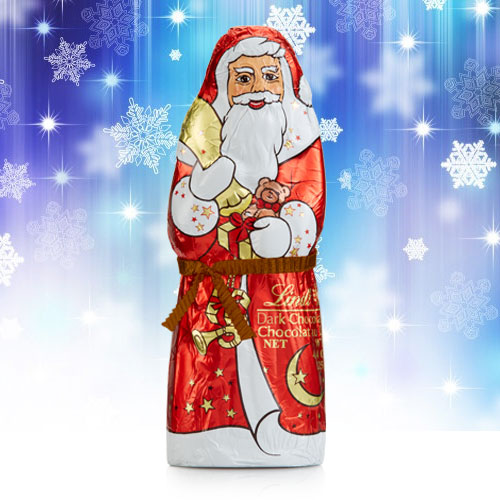 St Nicholas Chocolate from Lindt