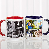 Create A Photo Collage Personalized Mug